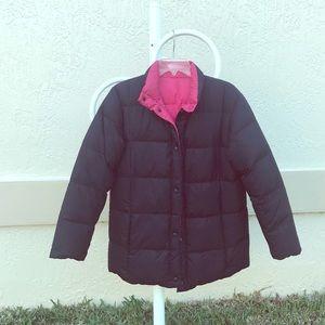 Jackets & Blazers - Women's Puffer Down Reversible Jacket